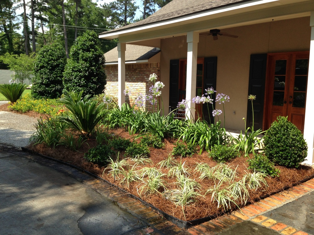 Lawn Care, Greenscape Design - Baton Rouge, LA