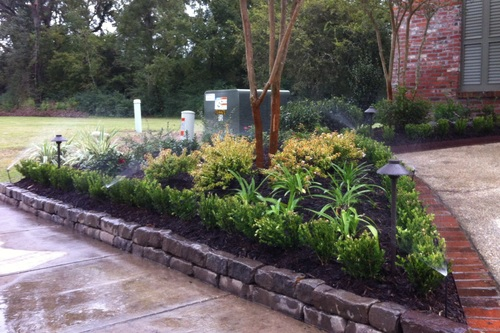 Sprinkler System, Greenscape Design - Baton Rouge, LA