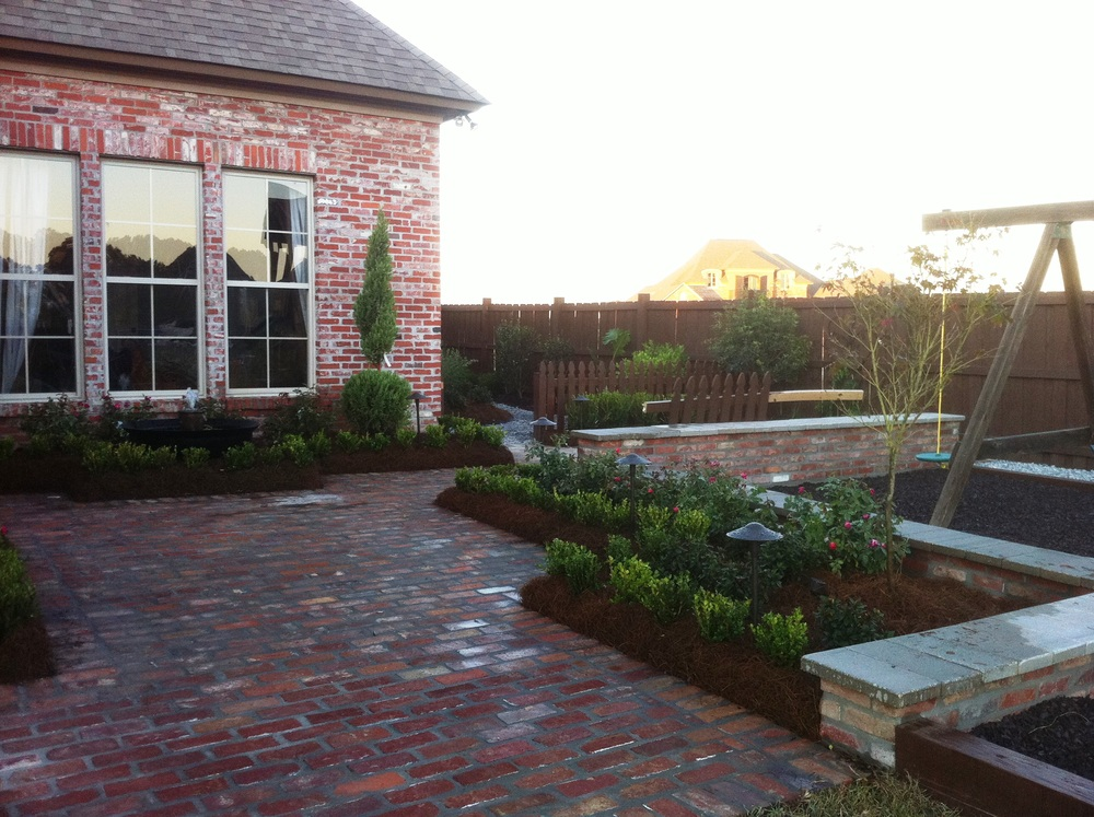 Landscaping, Greenscape Design - Baton Rouge, LA
