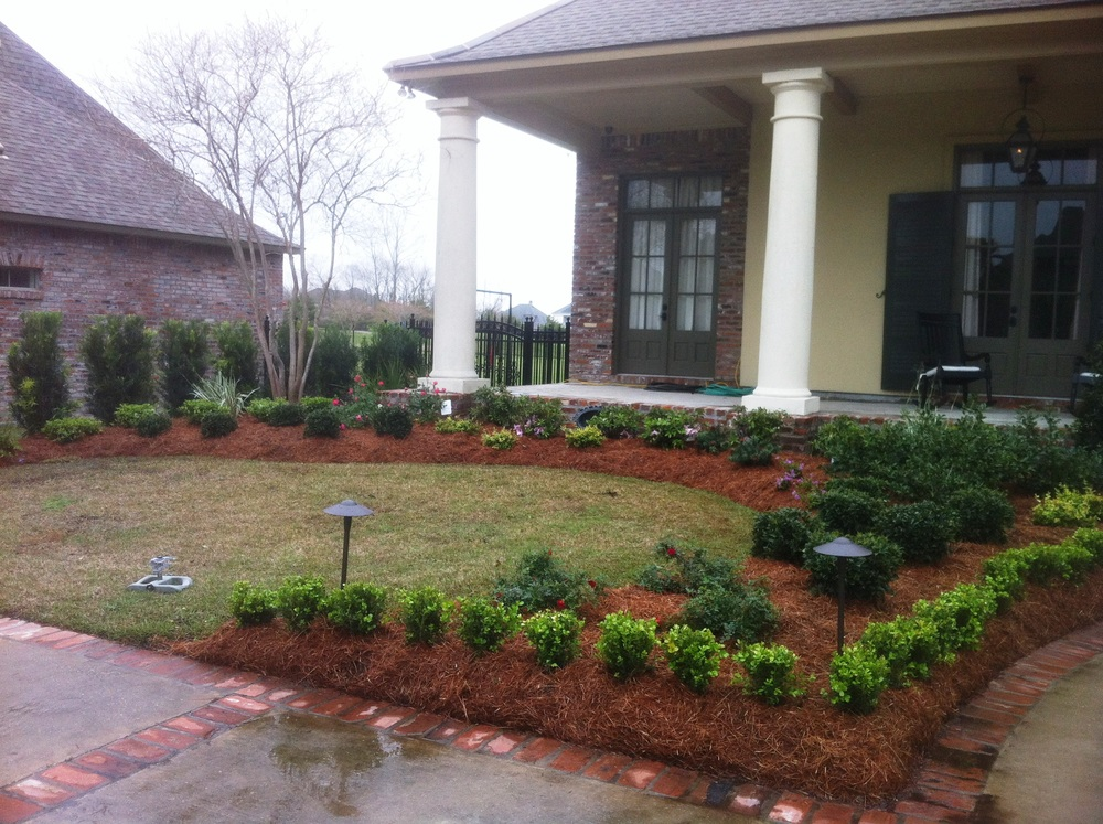 Yard Lawn Care, Greenscape Design - Baton Rouge, LA