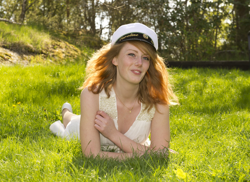 studentfoto Fotograf Trosa Anna Zetterström studio FotoAnna