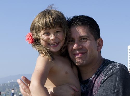 Isa & daddy Santa Monica Ca