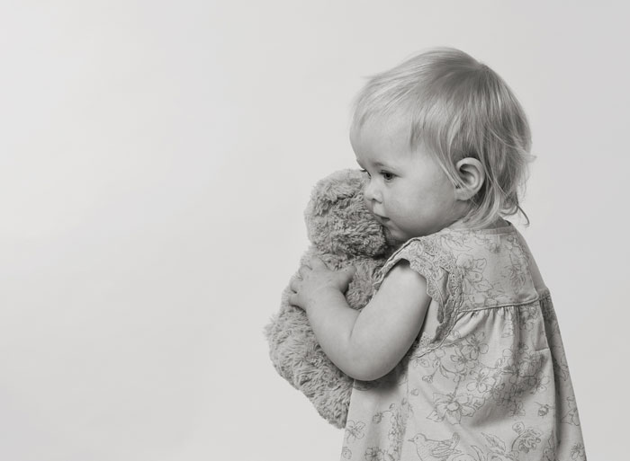 barnporträtt studio FotoAnna Trosa