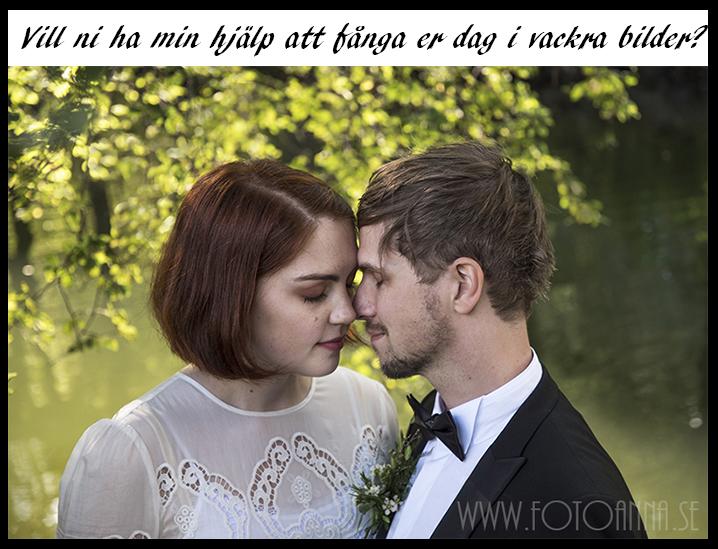 bröllopsfotograf Trosa Sörmland