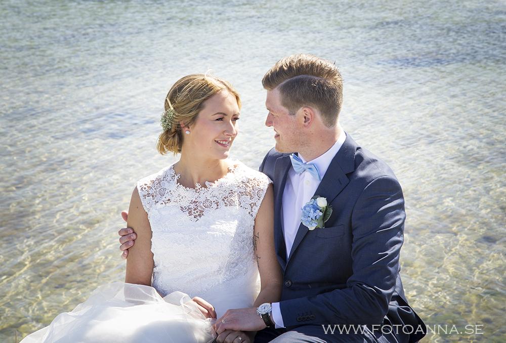 bröllopsfotograf FotoAnna trosa