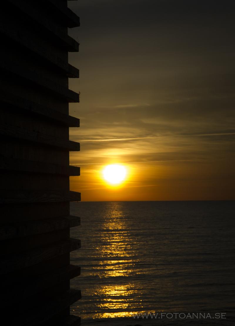 visby Sunset fotograf FotoAnna