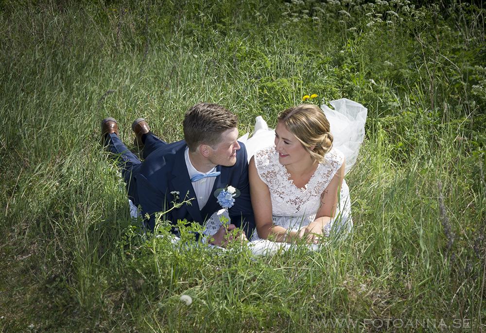 bröllopsfotograf gotland FotoAnna