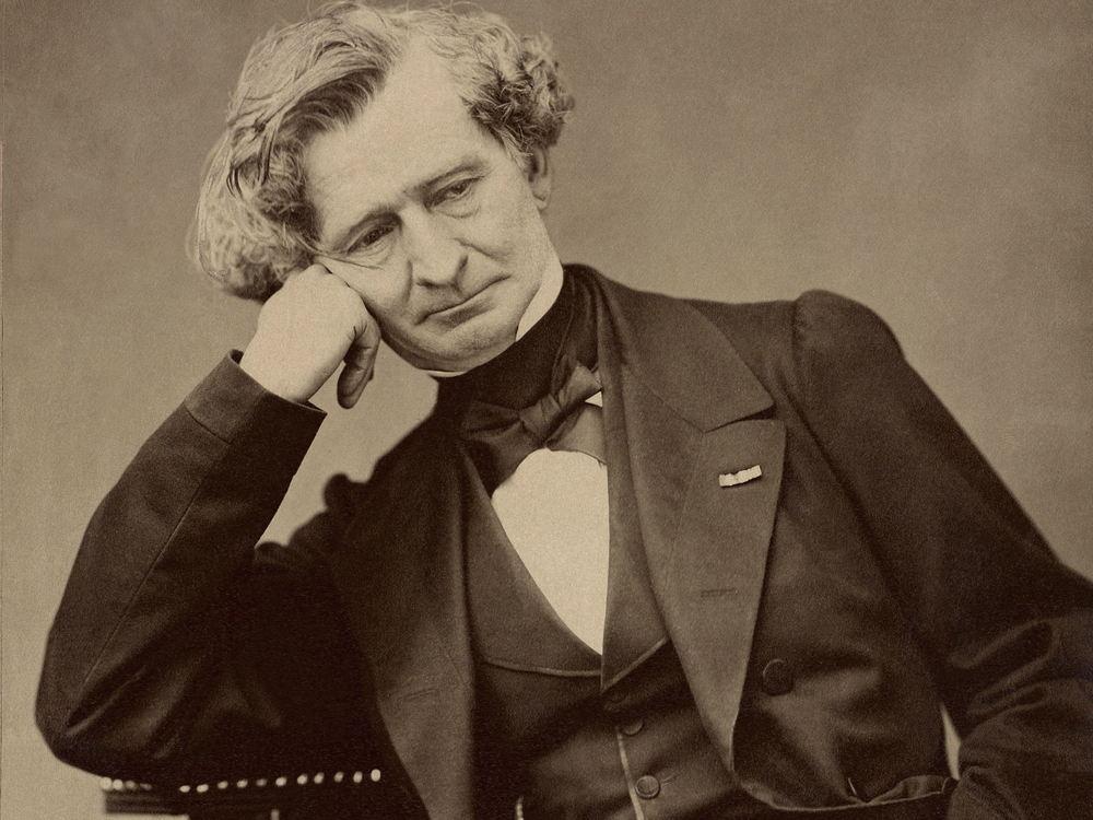 Berlioz oli hieman maanisdepressiivinen. Kuvassa kenties vain mietteliäs.
