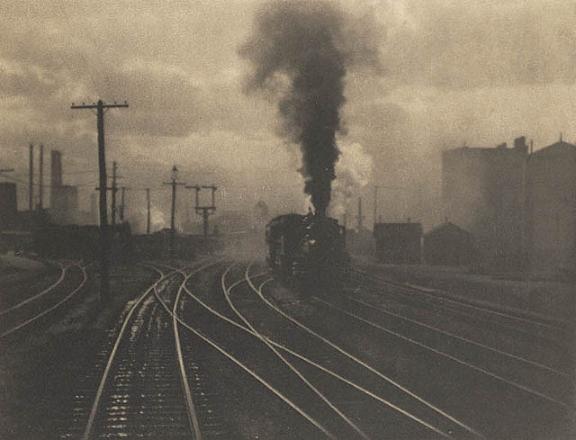 Alfred Stieglitzin valokuva vuodelta 1902