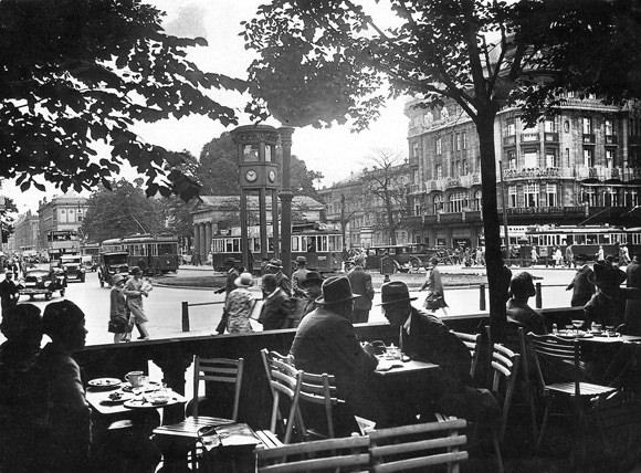 Café Josty Potzdamer Platzilla