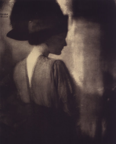Edward Steichenin valokuva vuodelta 1910