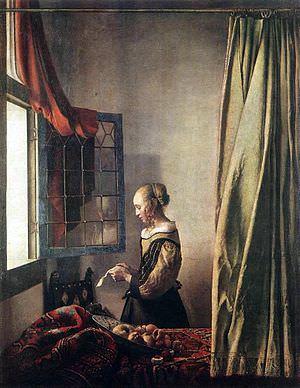 Jan Vermeerin maalaus