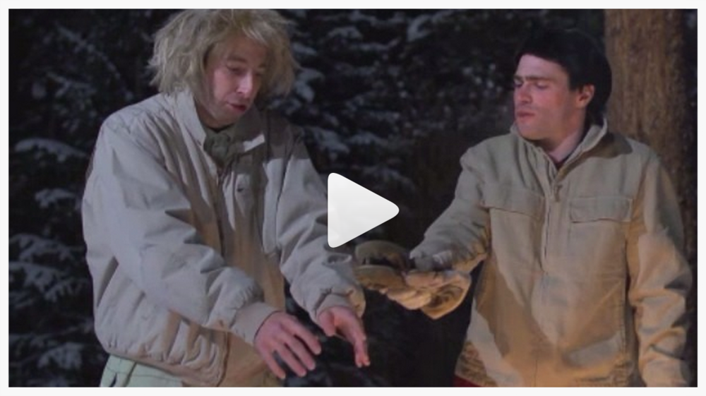 X Games - Dumb and Dumber Skit - Aspen, CO - 1/22/14