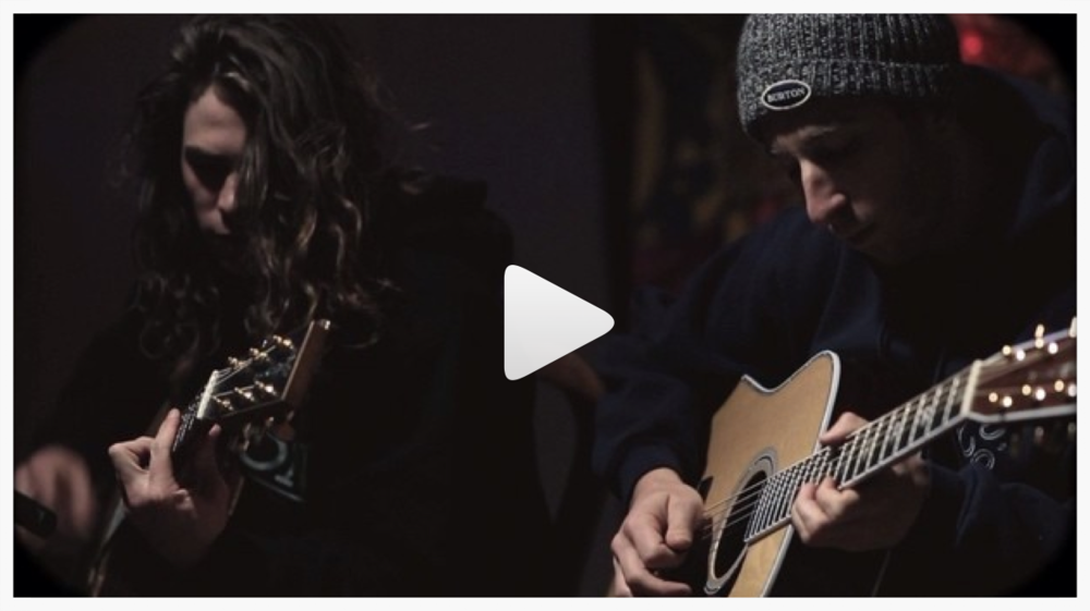 Jack Mitrani - Martin Guitar Jam - Breckenridge, CO - 12/13/13