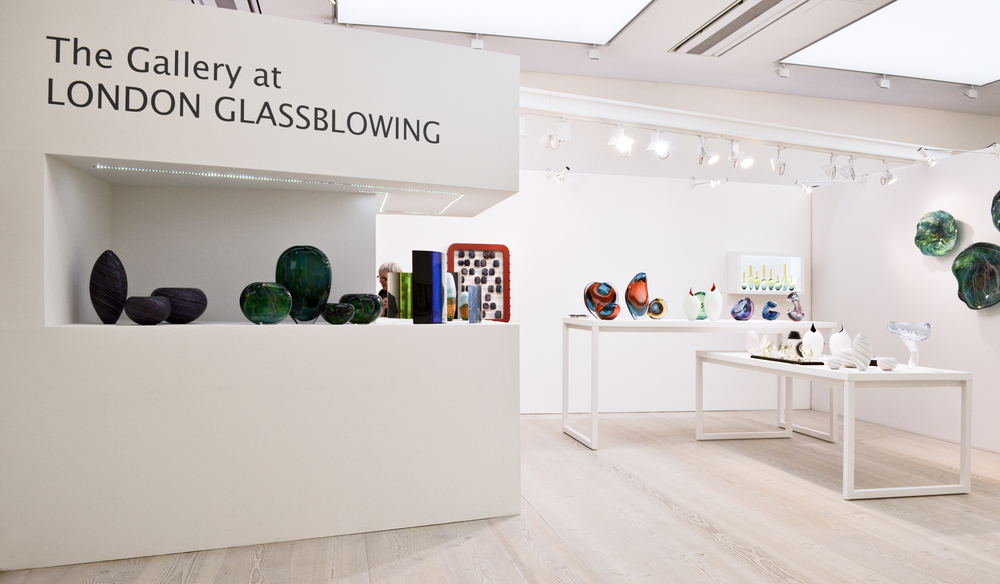 The Gallery at London Glassblowing