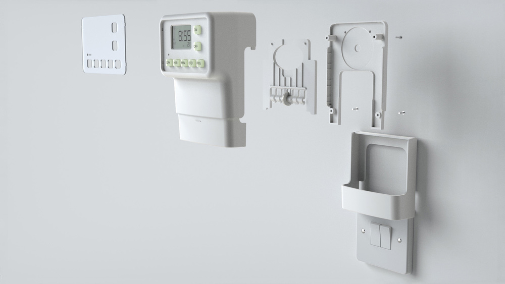 Light Switch Security Product