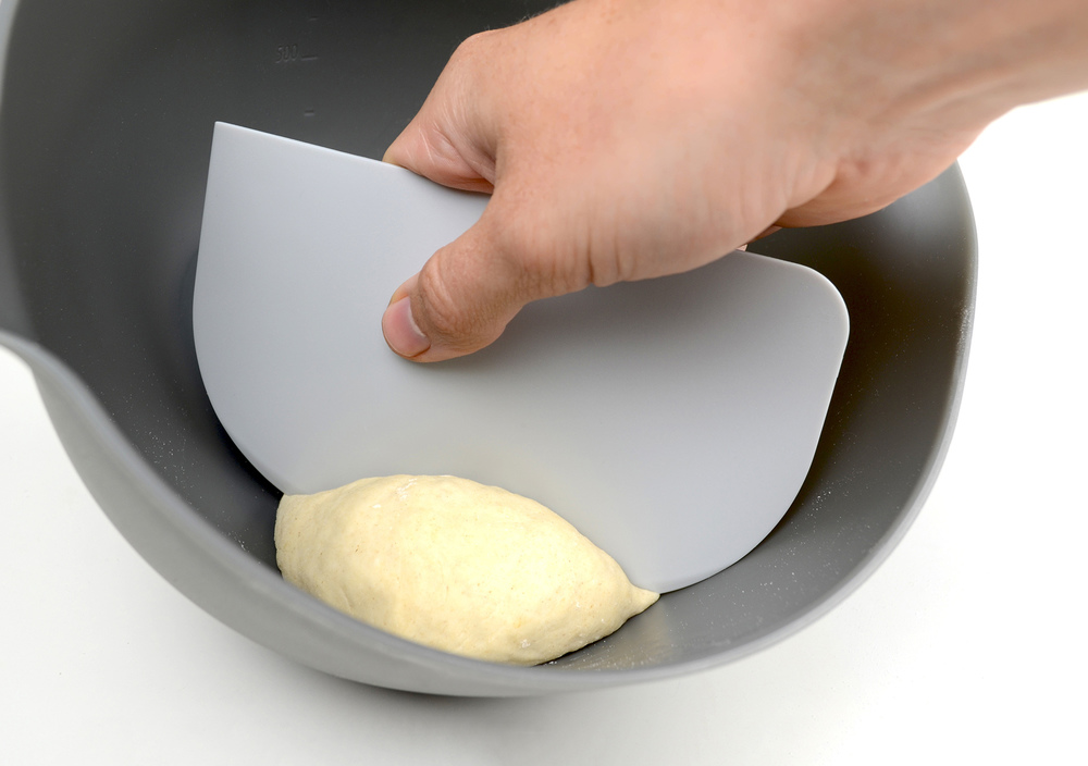 Venn Mixing Bowl Scraper