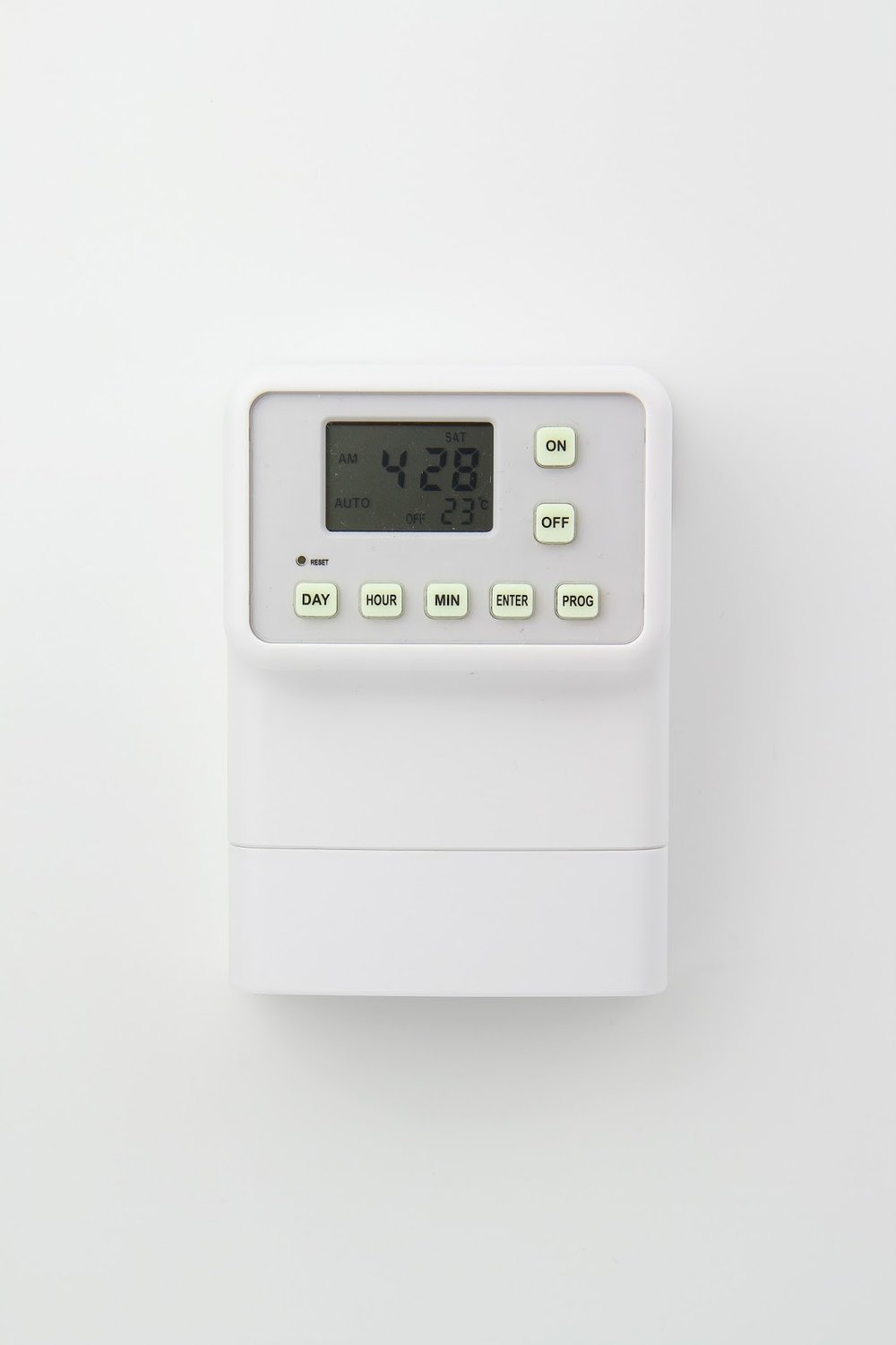 Amos Marchant Design Studio-Review & Giveaway: Light Switch Timer ...
