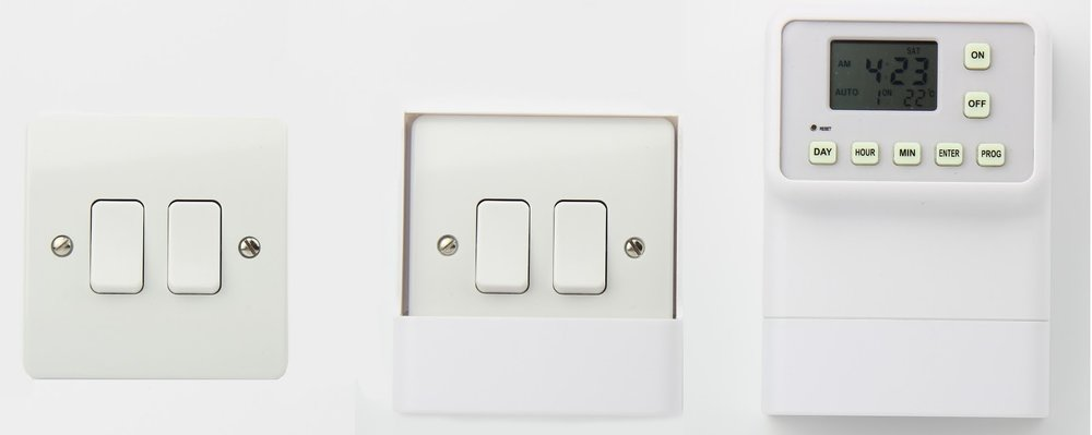 Light Switch Timer installation