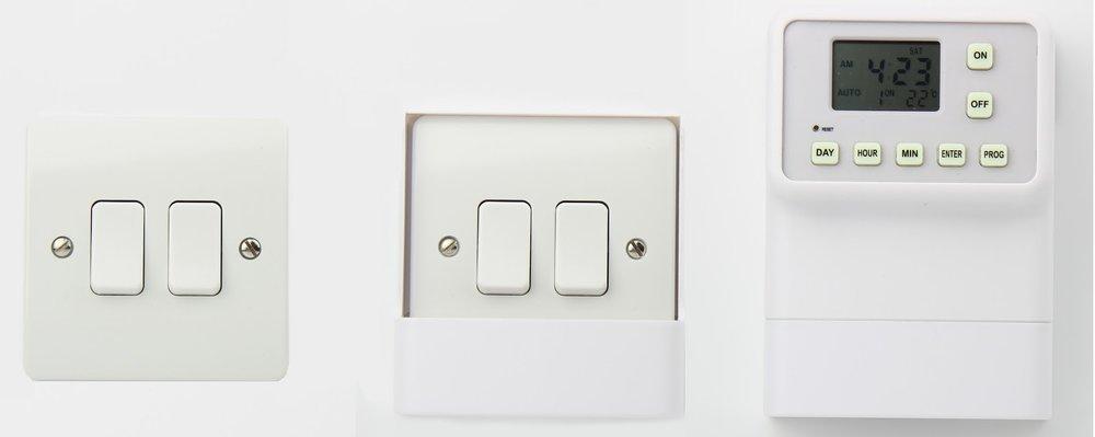Light Switch Timer installation