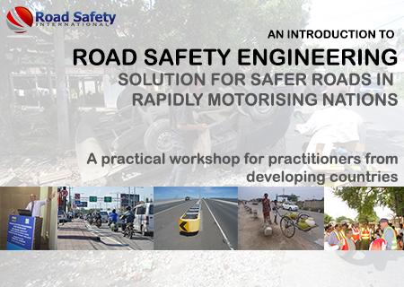 """""""Road Safety Engineering"""" workshop - Bali, Sept 2014"""