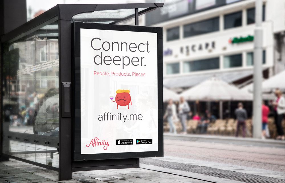 Affinity — Mobile App
