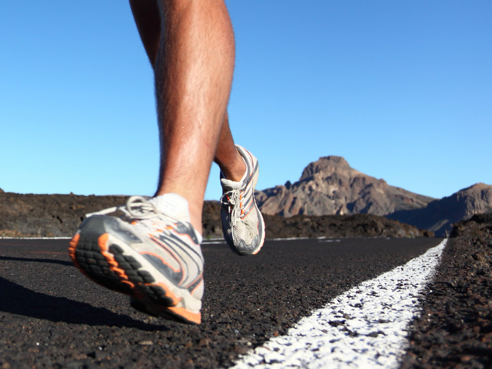 Prepare for the London Marathon with OsteoGait Podiatry