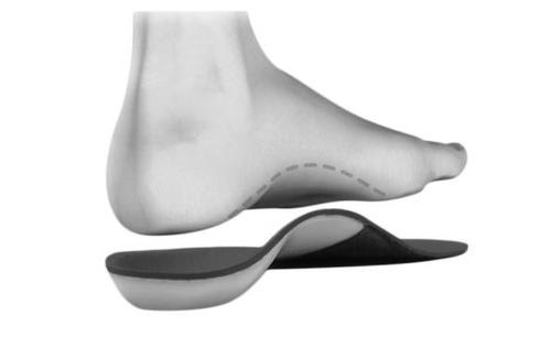Type of insole or orthotic for a Neuroma