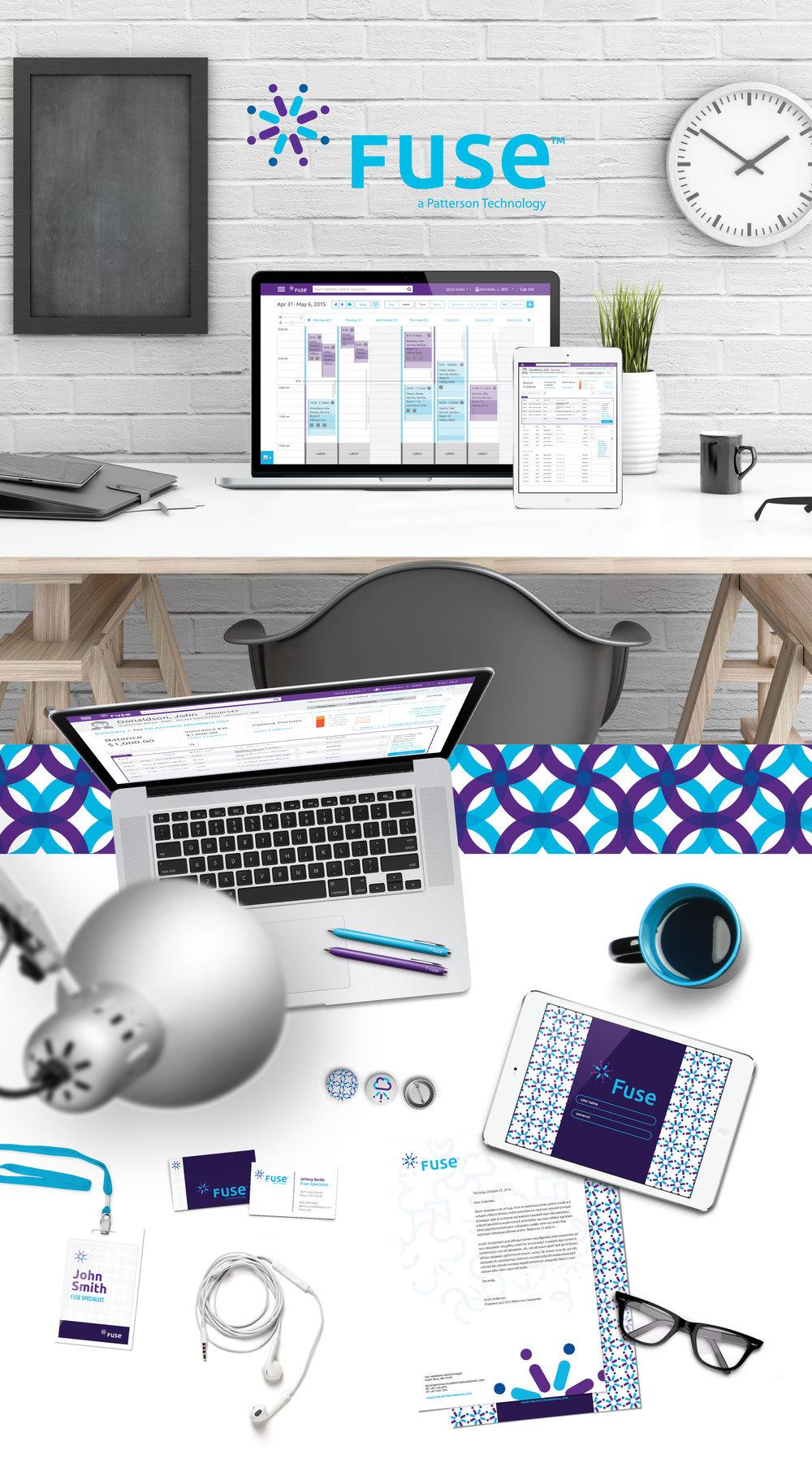 Fuse UI Design