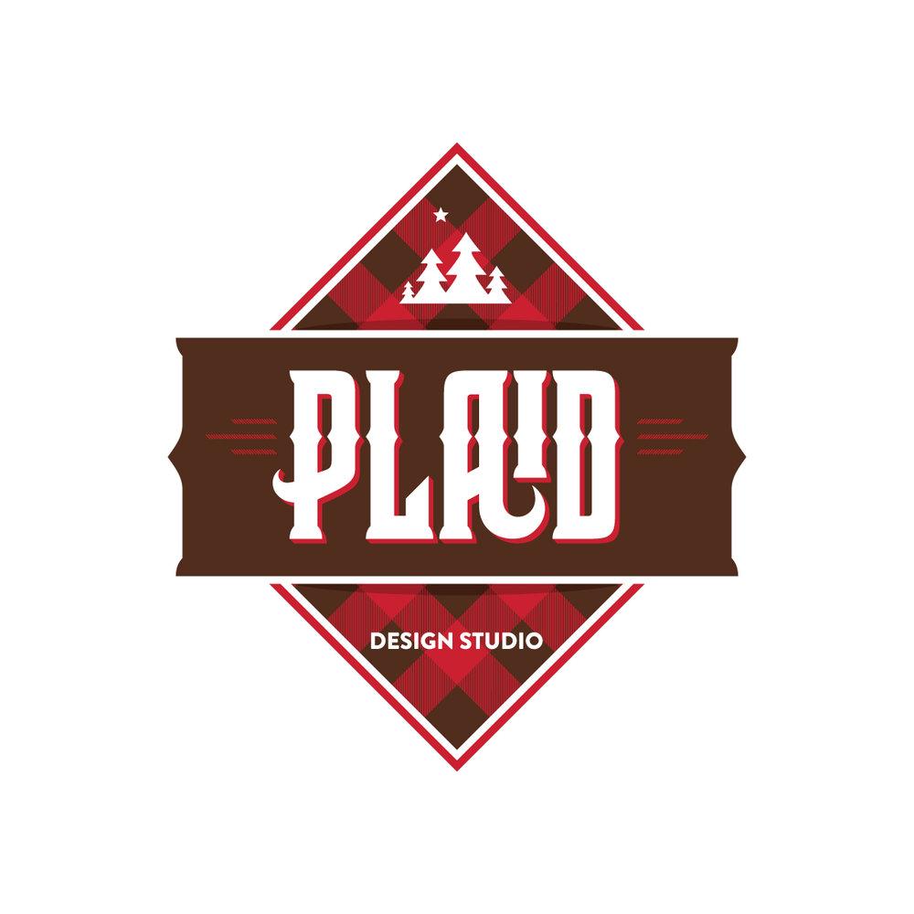 Plaid Design Studio Logo Design