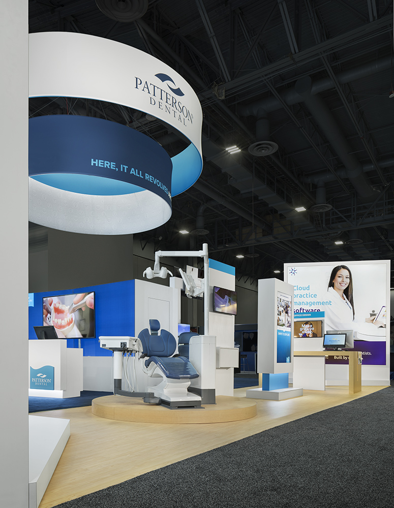 Patterson Tradeshow Booth Design