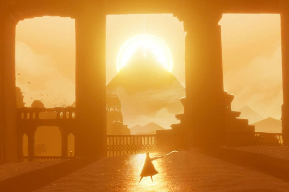 One of the most beautiful games ever made. Photo: Thatgamecompany