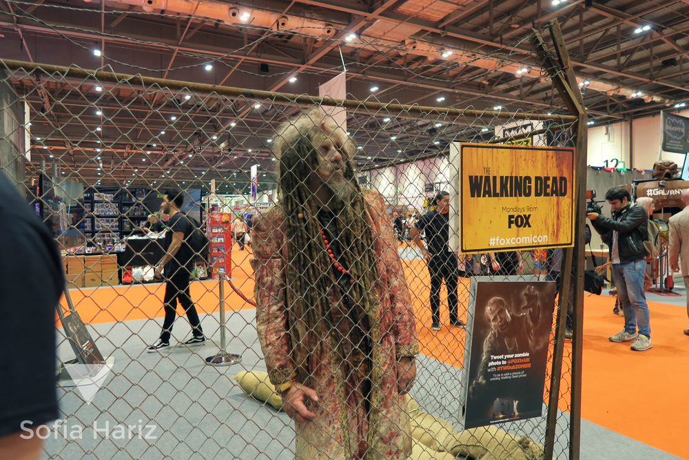 A Rob(bed) zombie....