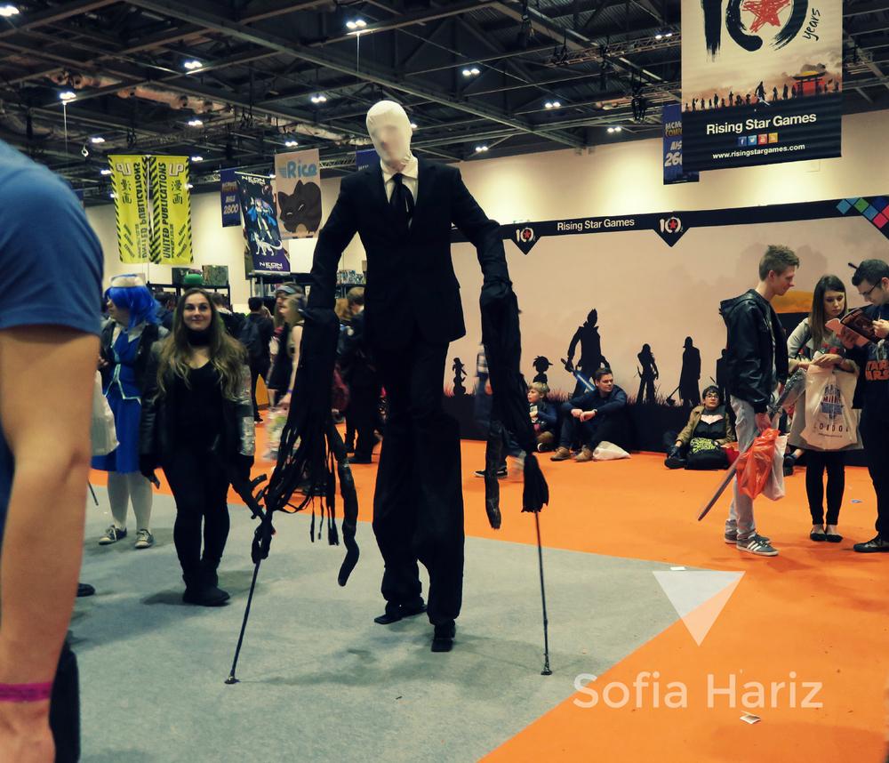 London Comic Con 2015