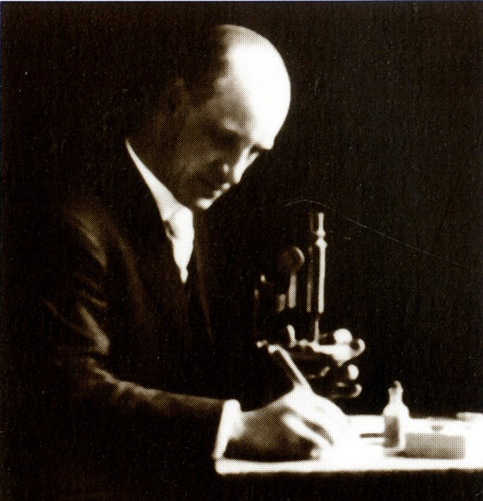 George Minot, Harvard Professor and recipient of the 1926 Nobel Prize for the 'conquest of pernicious anemia'