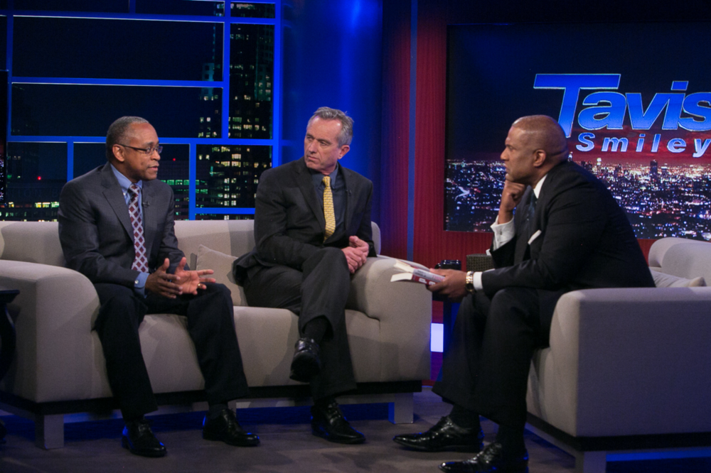 In Discussion with Tavis Smiley and Robert Kennedy Jr. -- Health Disparities Today (Jan 2016), PBS-TV