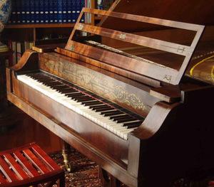 Quality grand pianos