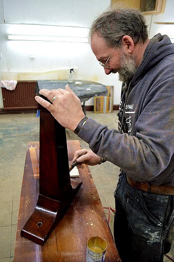 Andy Mayo Restoration