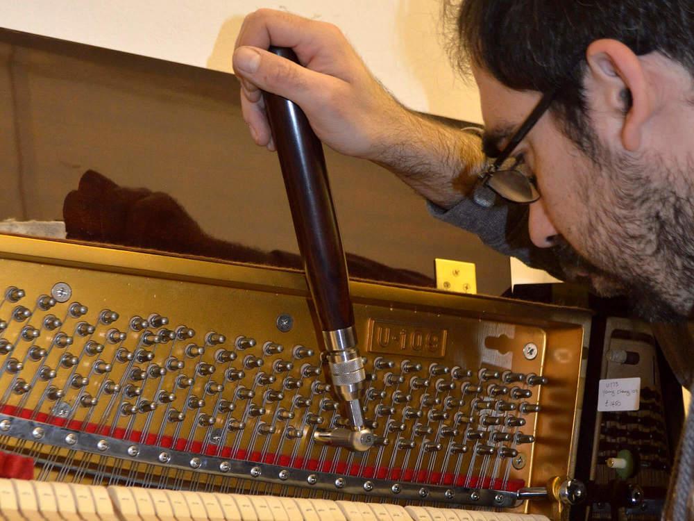 Piano Tuning & Repairs