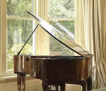 BEAUTIFUL BECHSTEIN GRAND PIANOS