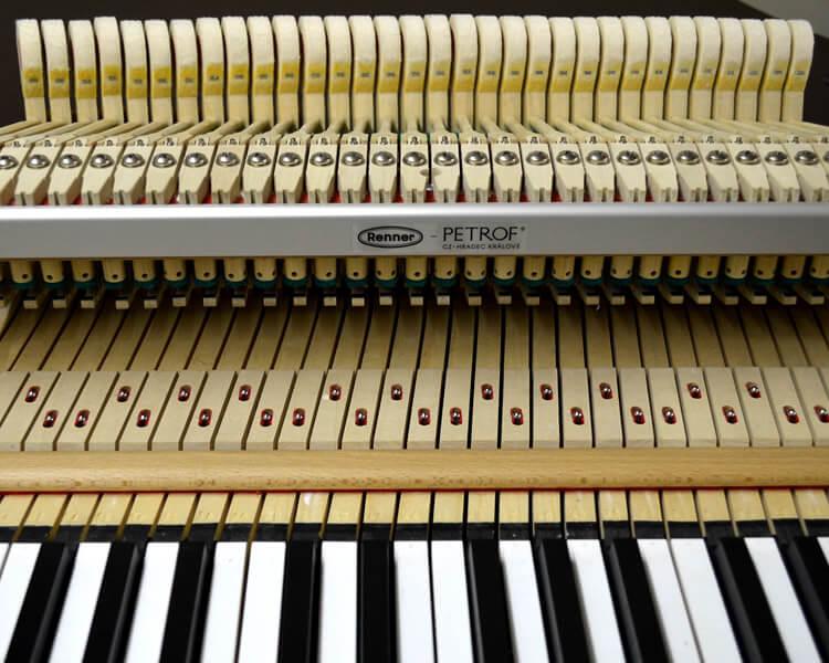 Liverpool Pianos Action Rebuilding