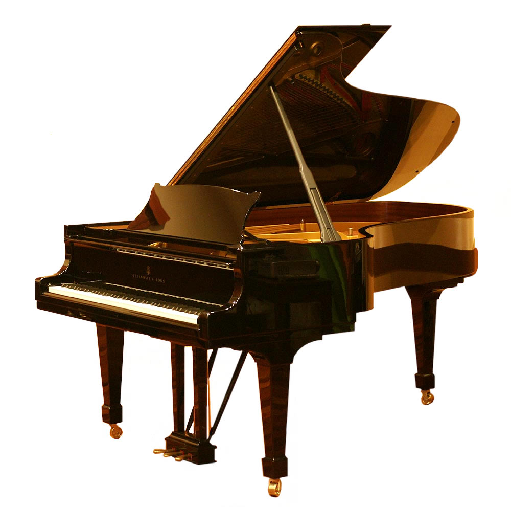 Steinway Model C Concert Grand Piano