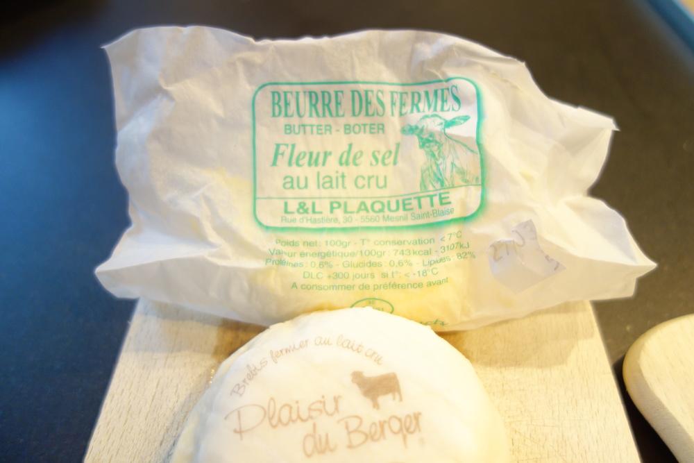 Beurre Plaquette