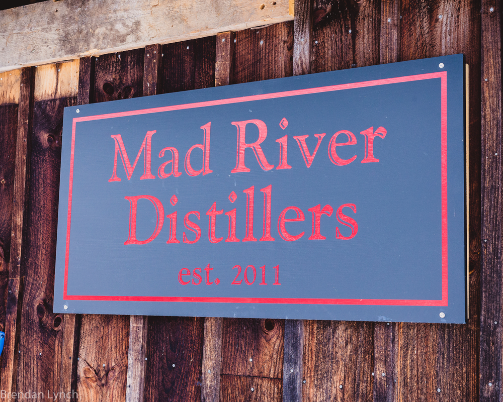 Mad River Distillers.