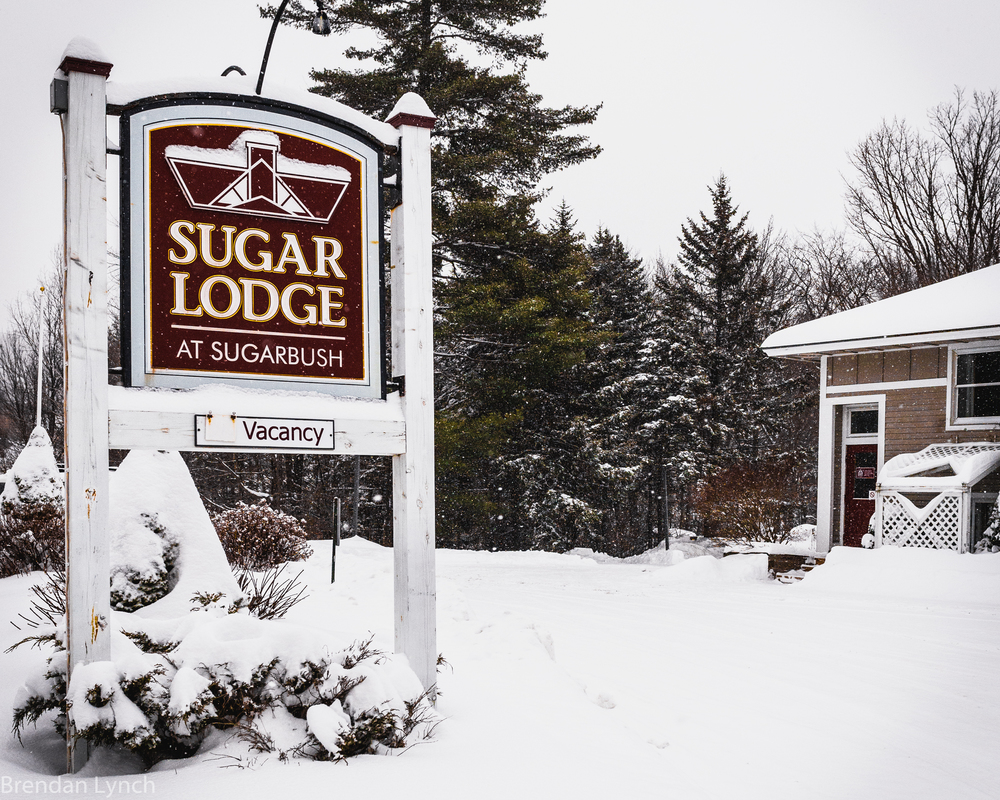 The Sugar Lodge.