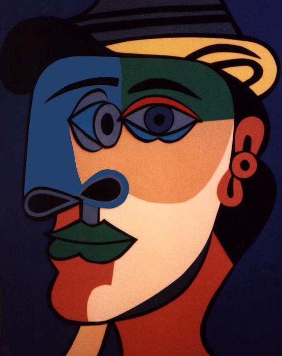 Pablo Picasso (Cubism Period)