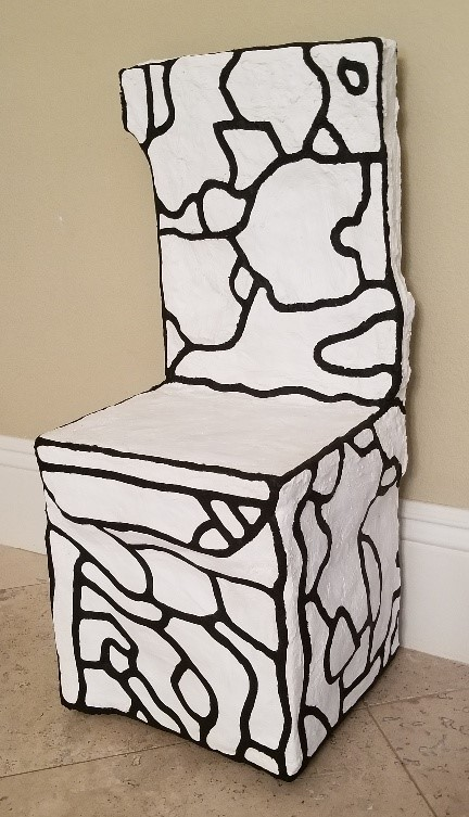 Dubuffet Chair
