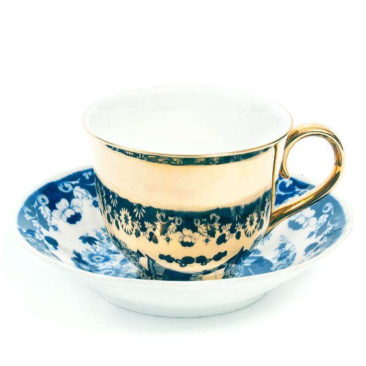 Richard Brendon: Reflect tea-cup