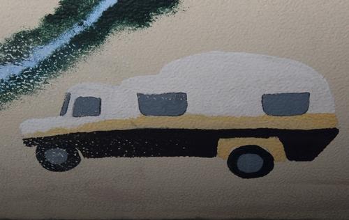 Bus #1 - 70s Retro
