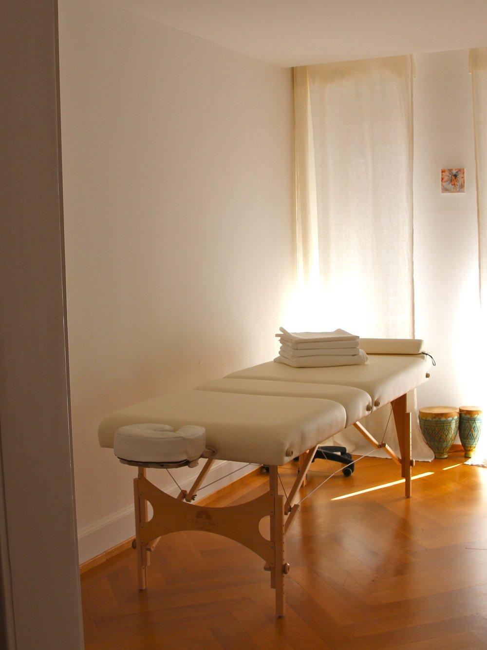 Therapie Raum 2